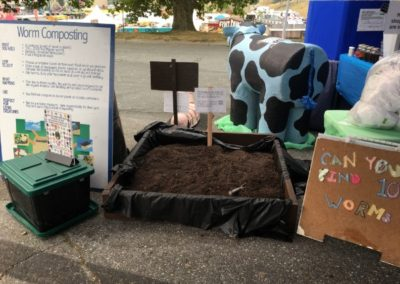 Agrifair 2017 Compost Display
