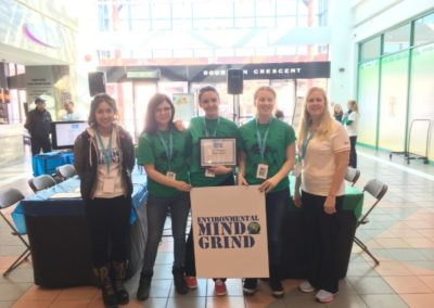 Environmental Mind Grind 1st Place Winners - MSS Leadership